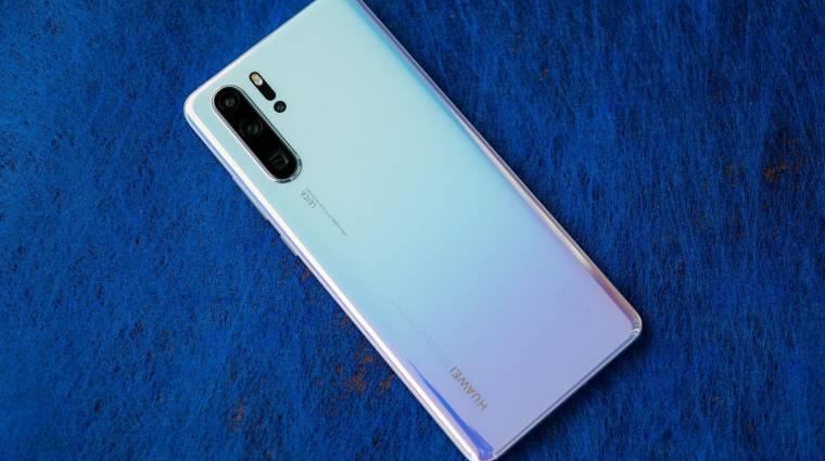 Megérkezett az Android 10 a Huawei P30 Pro okostelefonokra kép