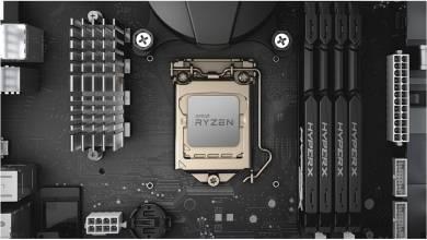 Inteles foglalatra rakta a Ryzen 5 3500-at az Alienware