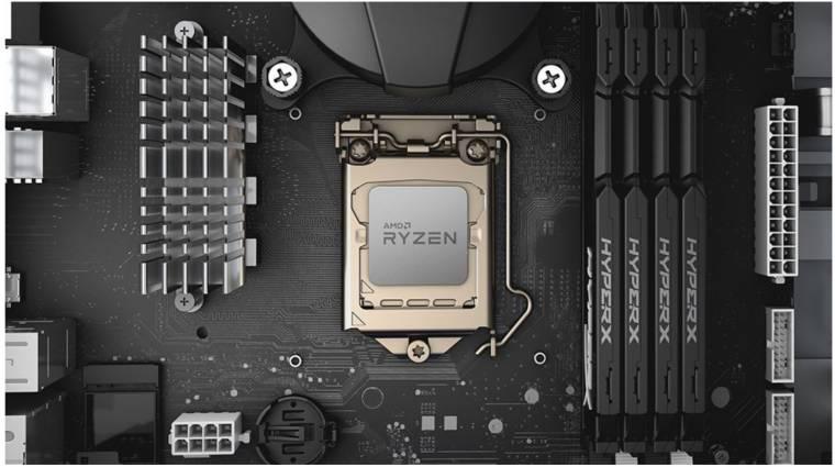 Inteles foglalatra rakta a Ryzen 5 3500-at az Alienware kép