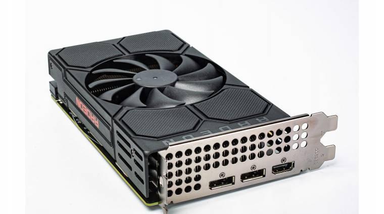 Letesztelték az AMD Radeon RX 5500-at kép