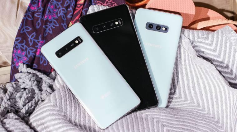 Három méretben és öt verzióban jöhet a Samsung Galaxy S11 kép