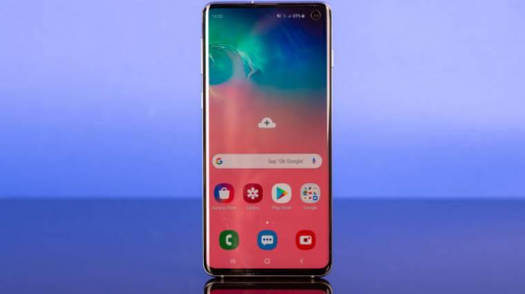 A Galaxy Note 10+ újabb funkcióit kapták meg a Galaxy S10 mobilok kép