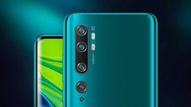 A Xiaomi a Mi Note 10-et is lekörözné kamerában