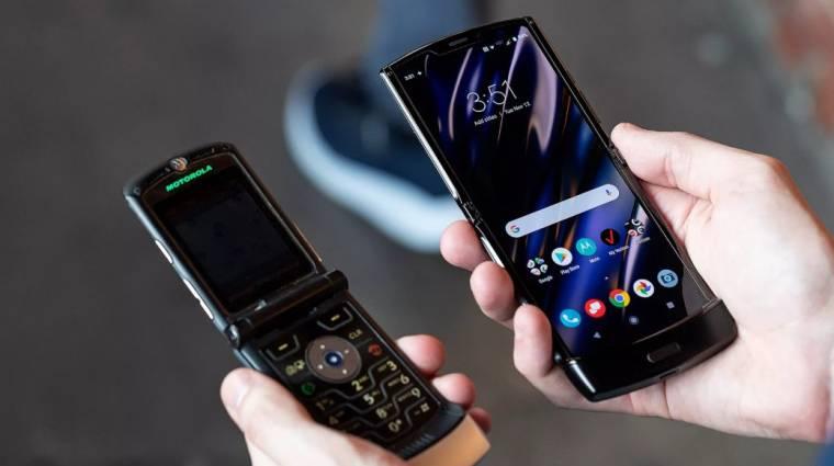 Ennyibe kerül majd Európában a 2019-es Motorola Razr kép