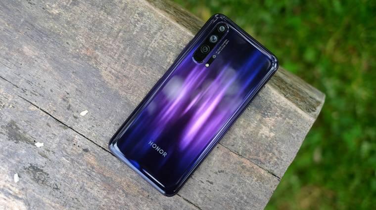 Kiderült, hogy melyik Honor mobilokra jön az Android 10 kép