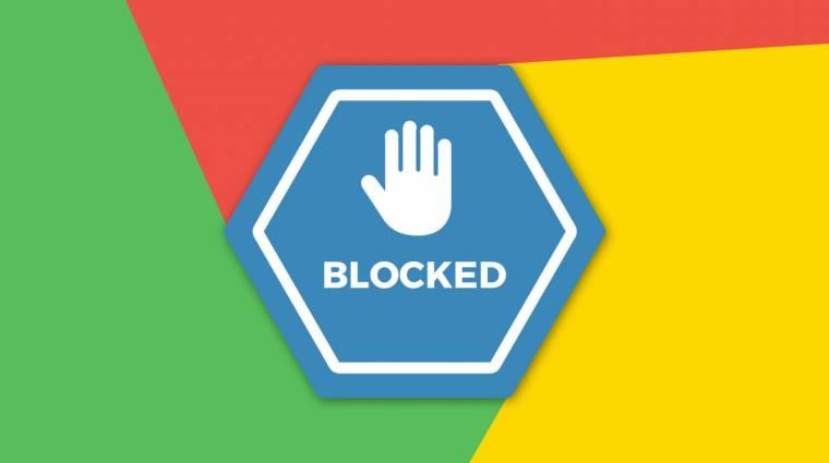 Száműzi a nehézsúlyú reklámokat a Chrome böngészőből a Google kép