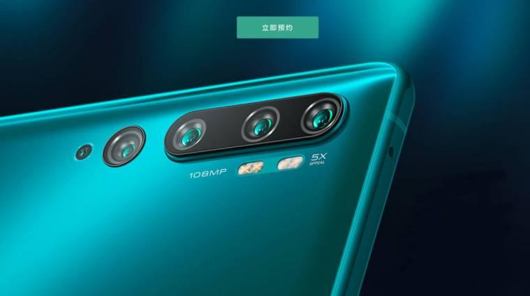 A DxOMark szerint a Xiaomi Mi CC9 Pro az új király kép