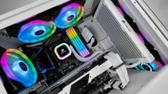 Új fokozatra kapcsolja az RGB LED-es őrületet a Corsair kép