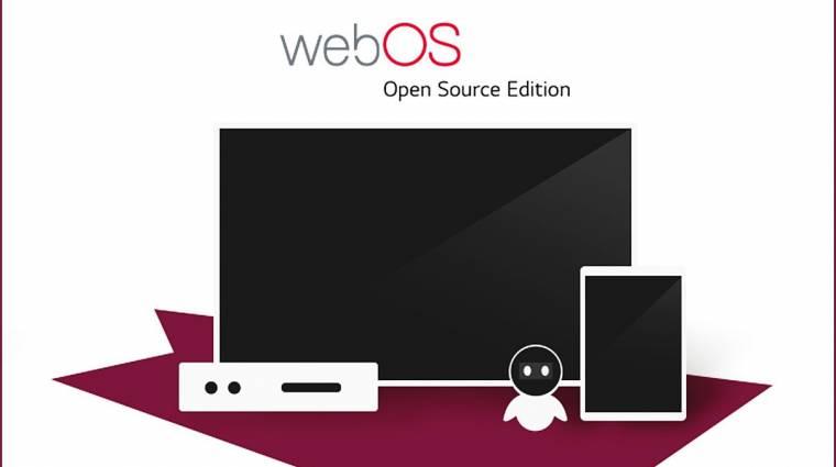 Már a Raspberry Pi 4-et is támogatja a webOS OSE kép
