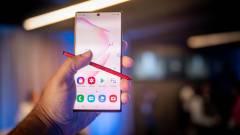 SAMOLED-kijelzőt kapnak a Galaxy S11 mobilok kép