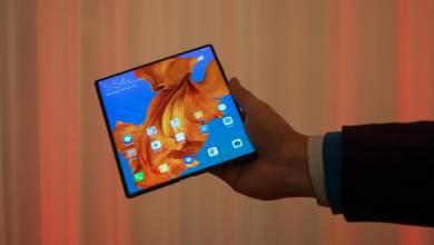 Percek alatt elkapkodták a Huawei összehajtható mobilját