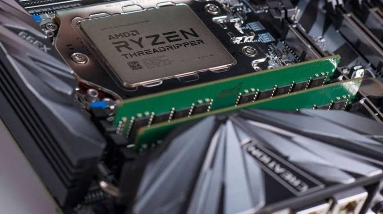 2020-ban jön a 64-magos AMD Ryzen Threadripper 3990X kép