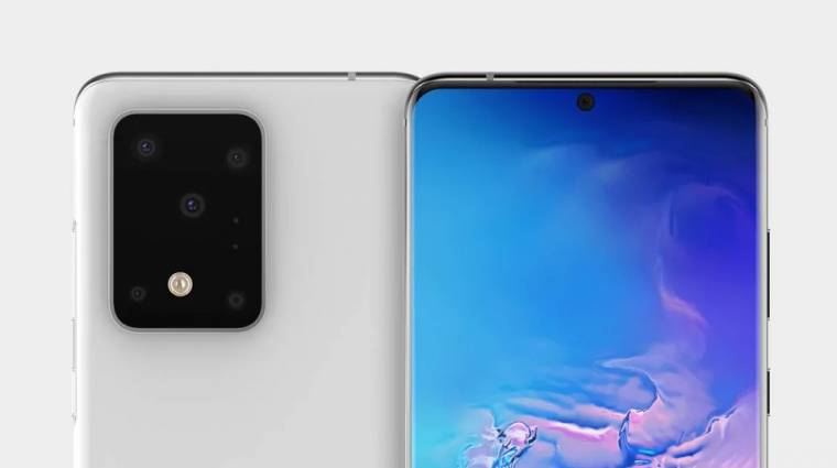 Nem lesz ennyire durva a Samsung Galaxy S11+ kameraszigete kép
