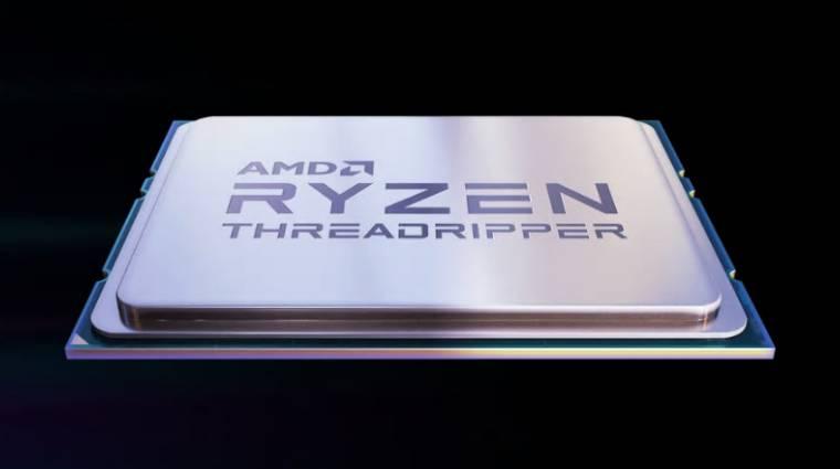 5,75 GHz-re húzták az AMD Ryzen Threadripper 3970X-et kép