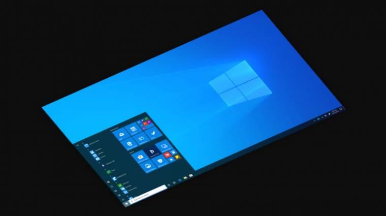 Lefagyhat az Intéző a Windows 10 frissítése miatt kép