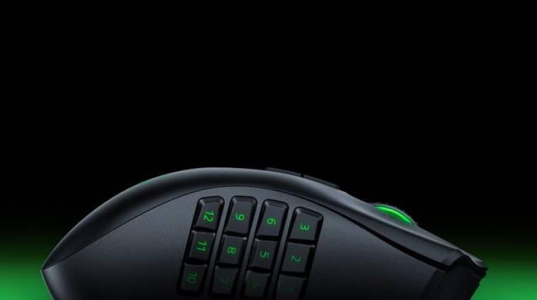 Készül a balkezes Razer Naga gameregér kép