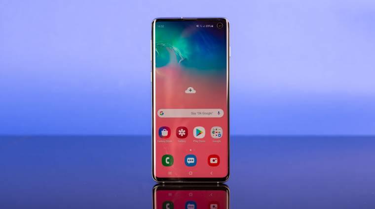 Nem kap vízesésszerű kijelzőt a Samsung Galaxy S11 kép