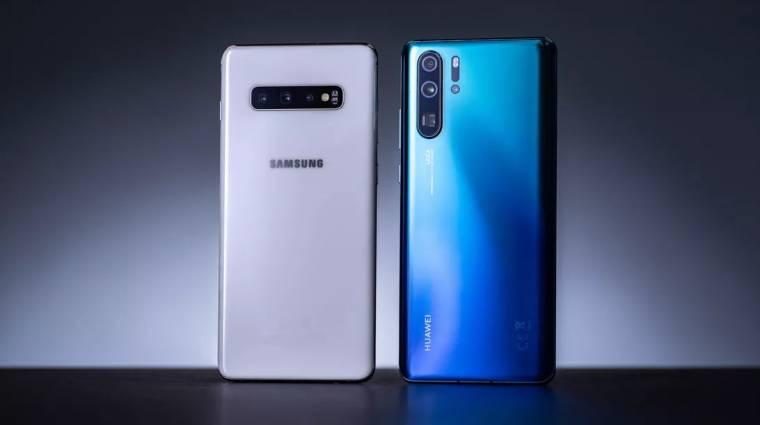 A Huawei a Google nélkül is megelőzné a Samsungot kép
