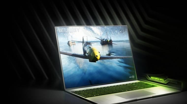 Jönnek az NVIDIA mobilos GeForce Super videokártyái kép