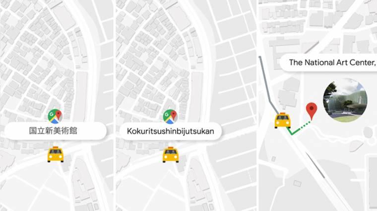 A Google térkép segít kimondani a kimondhatatlant kép