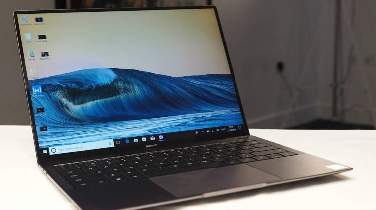 A Microsoftot már feloldották a Huawei-tiltás alól kép