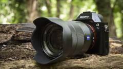 A Sony beelőzte a Nikont a fényképezők piacán kép