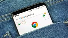 Nagy hibát hozott magával a legújabb androidos Chrome kép