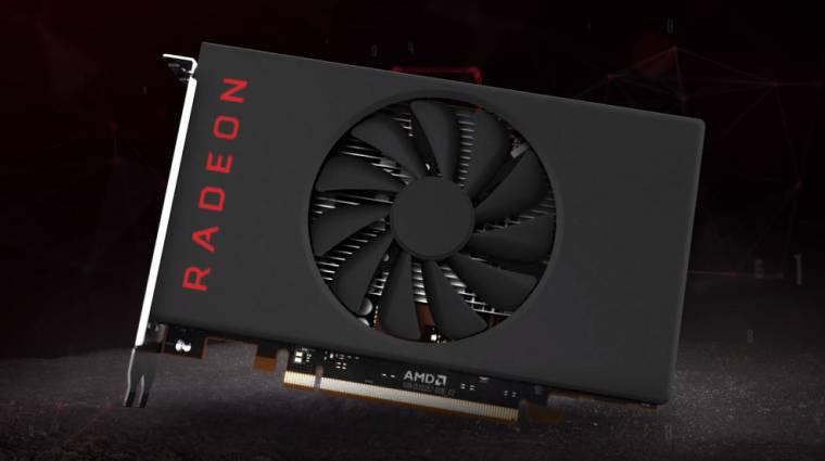 Ebben a hónapban jön a Radeon RX 5500 XT és RX 5600 kép