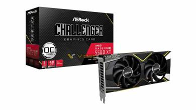 Előkerült egy ASRock és egy Gigabyte Radeon RX 5500 XT