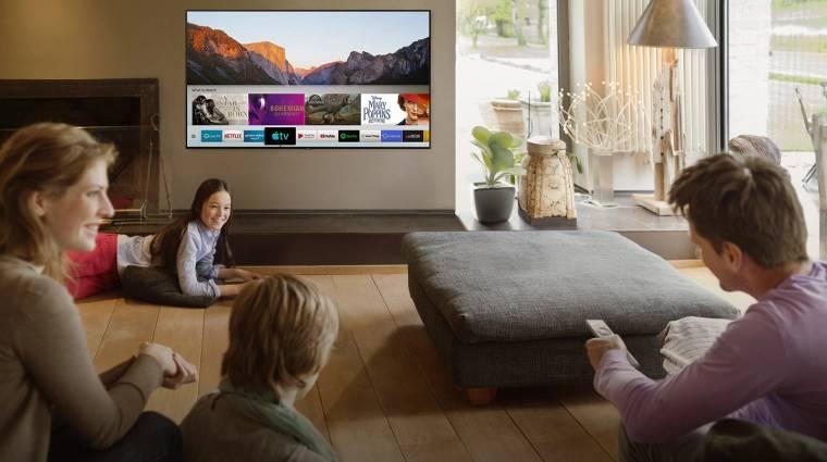 Változtathat a tévénézési szokásainkon a Samsung kép