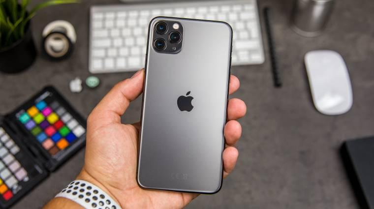 Még mindig az Apple a legnyereségesebb a mobilpiacon kép