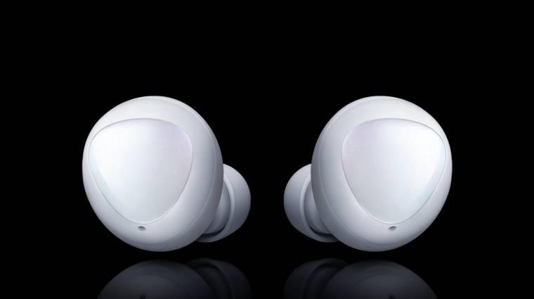 Aktív zajszűréssel érkezik a Samsung új vezeték nélküli fülhallgatója kép