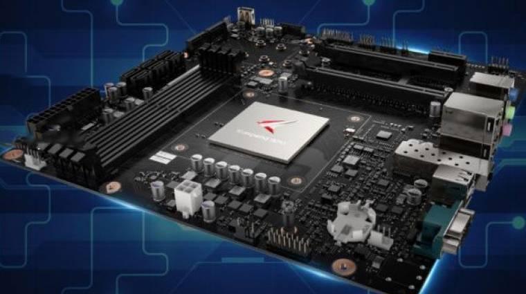 Asztali PC-kbe gyárt saját alaplapot a Huawei kép