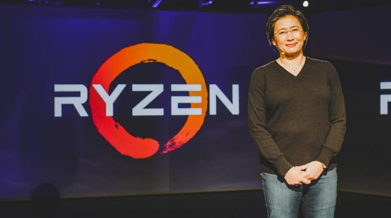 Az AMD-s Lisa Su 2019 egyik legmeghatározóbb embere lett kép