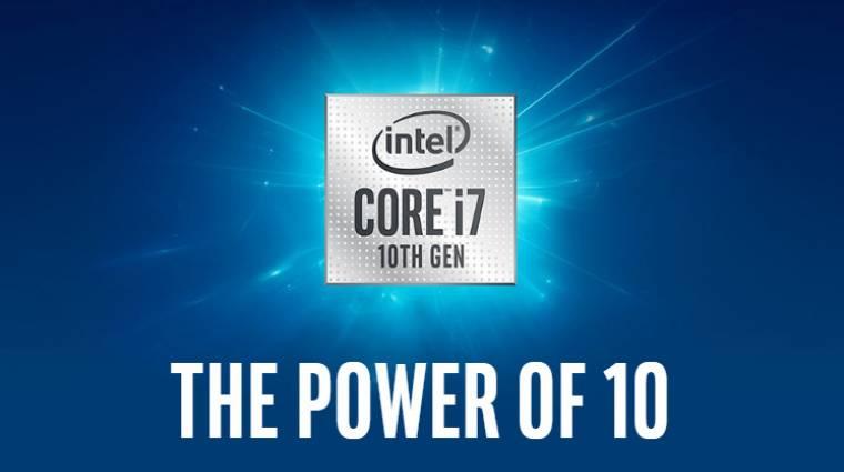 Áprilisban jön a Core i9-10900K és a Z490-es lapkakészlet kép