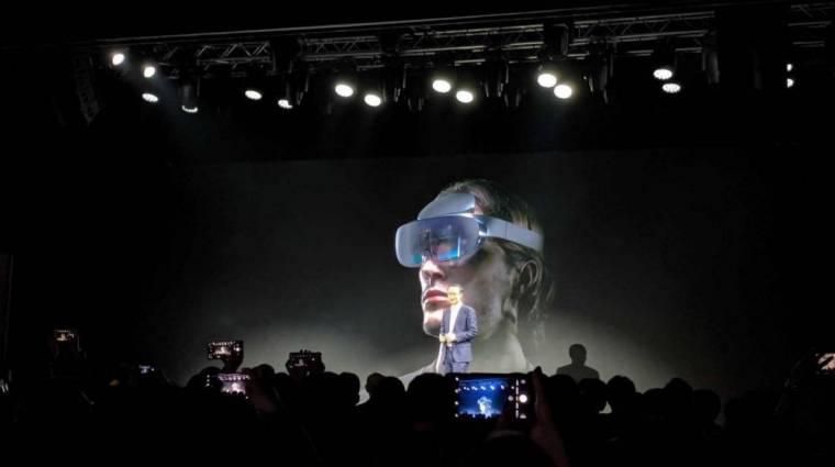 Az Oppo is villantott AR-headsetet kép