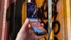 Késik az összehajtható Motorola Razr, mert túl sokan akarnak belőle kép