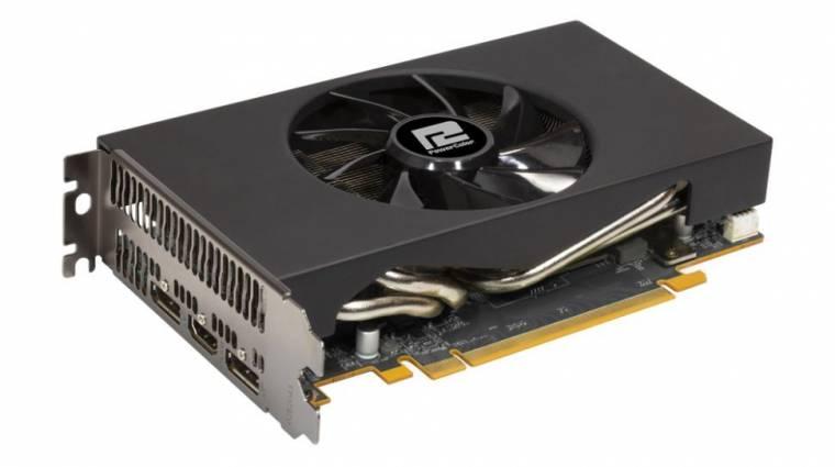 Itt egy Mini-ITX-es Radeon RX 5700 kép