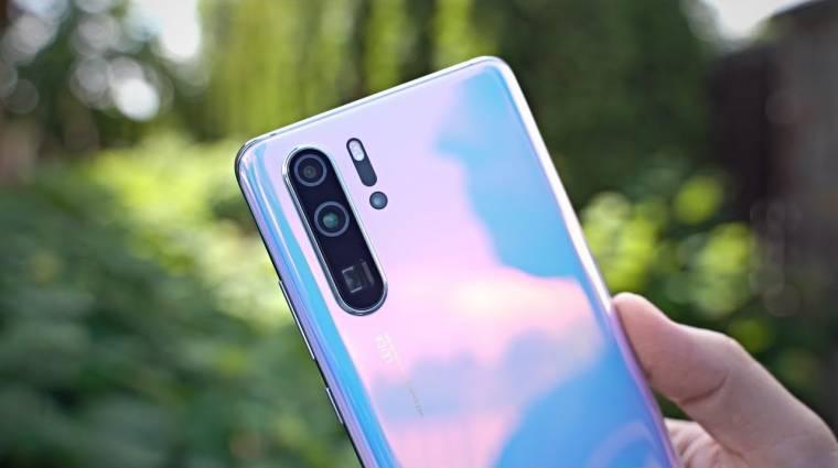 Mégsem hoz grafénakkut a Huawei P40 Pro? kép
