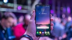 Állítólag elindult az Android 10 az LG G8 ThinQ-ra kép