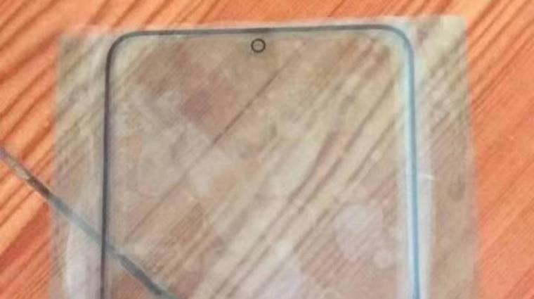 Telitalálat lehet a Samsung Galaxy S11+ lekerekített kijelzője kép