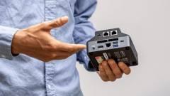 Ethernet kábelre váltható a tápegység az Intel NUC gépeknél kép