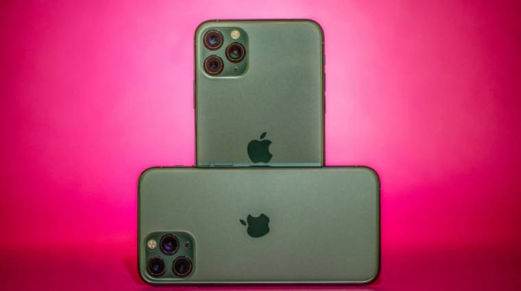 Színt vallott az Apple: ezért követi titokban a helyadatokat az iPhone 11 kép
