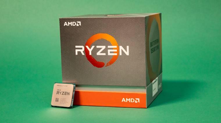 Újabb világrekordot hozott az AMD Ryzen 9 3900X kép