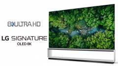 A 8K-s szabványt is lekörözik az LG 2020-as tévéi kép