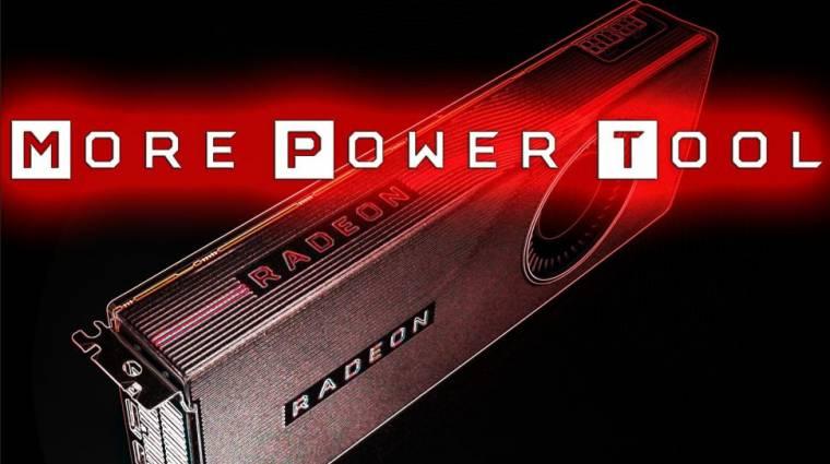 Ezzel lehet 2,1 GHz-re húzni a Radeon RX 5500 XT-t kép