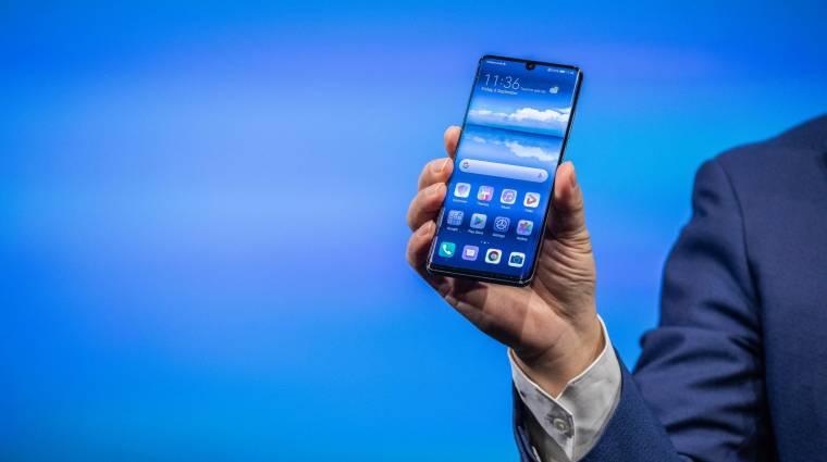 Teljesen leeshet az állunk a Huawei P40 Pro csúcsmobiltól kép