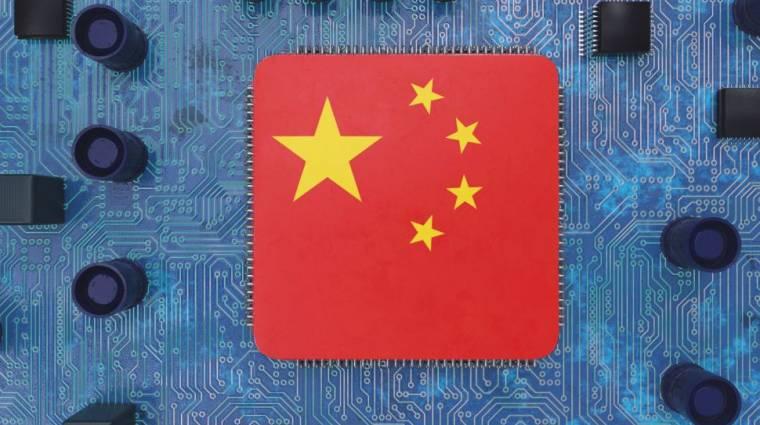 Kína összehangolta a saját operációs rendszerét és processzorát kép