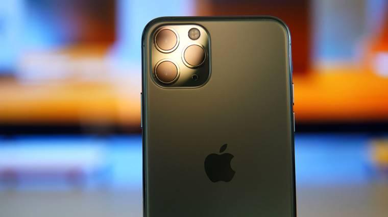Akkor is gyűjti a helyadatokat az iPhone 11 Pro, ha nem akarod kép