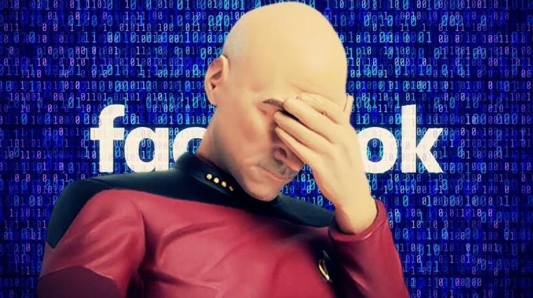 Itt az újabb sokmilliós Facebook adatszivárgás kép